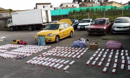 Ecuador intercepta 105.200 cápsulas de explosivos con destino a Colombia