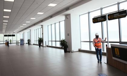 Plan para el Cortissoz contempla hasta ahora solo vuelos domésticos