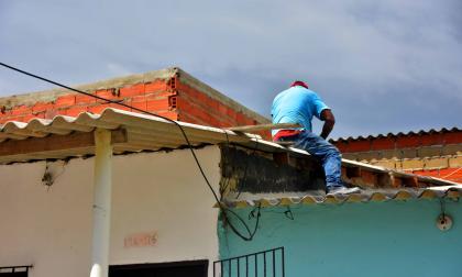 Lluvias en Barranquilla son por una depresión tropical