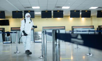 Aeropuerto de Cartagena recibe certificación internacional en bioseguridad