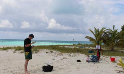 Basura en el mar está llegando hasta parajes inhóspitos de Colombia