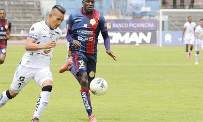El exjuniorista que es nuevo grito de gol con Macará, en Ecuador
