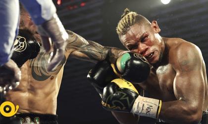Eléider Álvarez se retira tras sufrir paliza ante Joe Smith