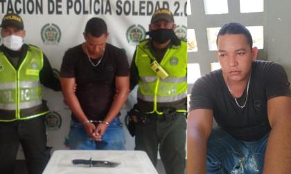 Capturan a un hombre que agredió a dos agentes de Tránsito en Soledad