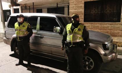 Recuperan dos vehículos que habían robados en Malambo