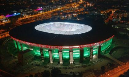 La Supercopa de Europa se jugará con público, el 30 % del aforo