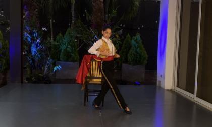 Miranda Torres, multipremiada en competencia de baile All Dance International