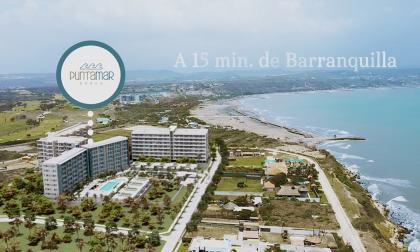 Puntamar, vive cerca del mar en el área metropolitana de Barranquilla