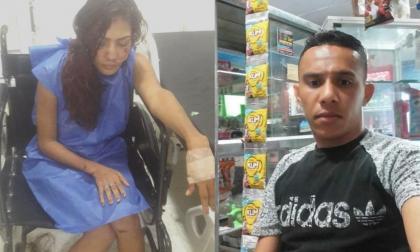 Mónica busca justicia después de sobrevivir a intento de feminicidio