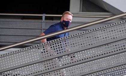 La era Koeman en el Barcelona comienza sin Messi ni Rakitic
