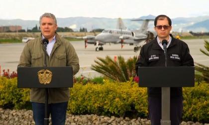 Duque anuncia captura de presuntos autores de masacre en Tumaco