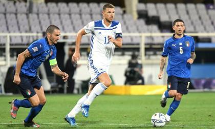 Italia empató en casa y Holanda triunfó por la mínima en la Liga de Naciones