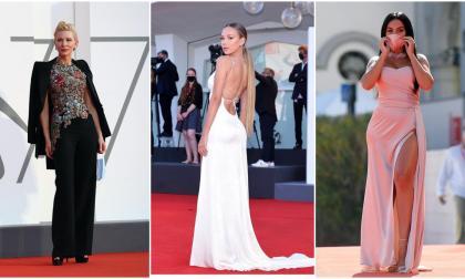 Cate Blanchett, Ester Exposito y Georgina Rodríguez.