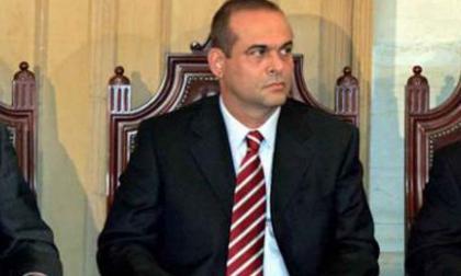 Salvatore Mancuso Gómez, en el Congreso de la República, en 2004.