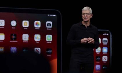 """""""El tiempo vuela"""", la ofensiva tecnológica que prepara Apple"""