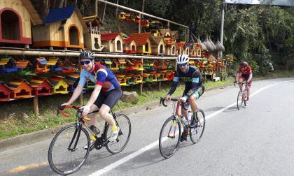 """Colombia apuesta por ratificarse como """"destino top"""" para turismo de bicicleta"""