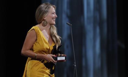 Colombiana gana en Festival de Cine de Venecia con 'Entre tú y Milagros'