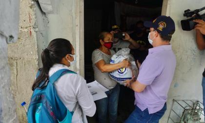 En San Vicente, Sincelejo, ya empezó a regir el cerco epidemiológico
