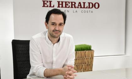 Diego Mesa Puyo, ministro de Minas y Energía.