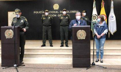 """Absolutamente nadie dio orden de disparar"": director (e) Policía"