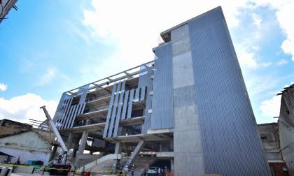 Fábrica de Cultura tiene un 68% de avance en la obra: Pumarejo