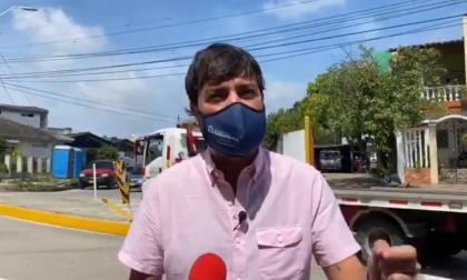 """""""La justicia nos dio la razón"""": alcalde sobre demanda de Electricaribe"""