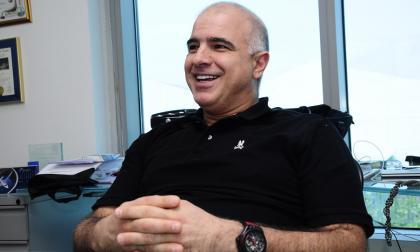 El director operativo de Tecnoglass, Christian Daes.