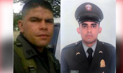 De Cartagena, uno de los policías asesinados en Norosí