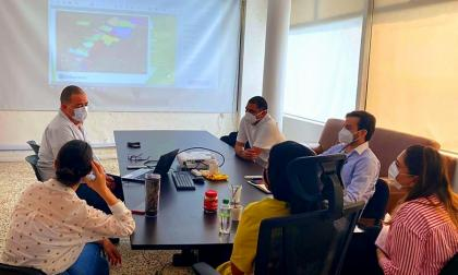 Edubar adelantará estructuración de proyecto vial en Baranoa