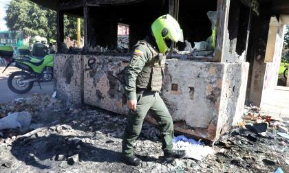 La centenaria Policía Nacional está en crisis. La ciudadanía le reclama violaciones de derechos humanos.
