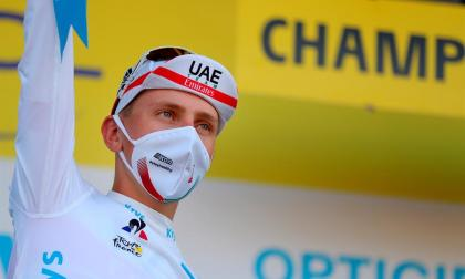 Tadej Pogacar se quedó con el Tour de Francia tras una sorpresiva contrarreloj en la que venció a Primoz Roglic.