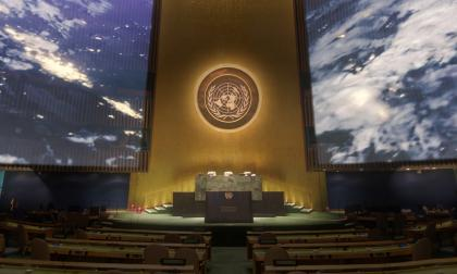 Deslucida y entre apuros, la ONU celebra sus 75 años