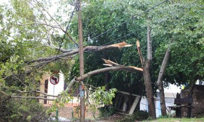 Vendaval causó daños en Sincelejo y 6 municipios más