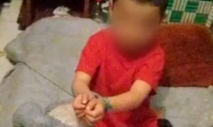 Capturan a pareja que torturaba a su hijo de 4 años