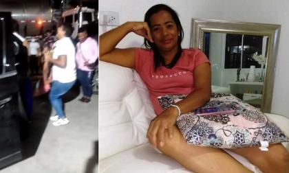 A balas asesinan a una mujer en Baranoa