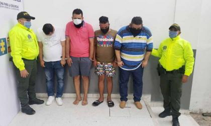 Juez envía a la cárcel a tres de la banda 'Los Mentirosos'