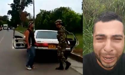 Separan del cargo a soldado que mató a mujer en el Cauca