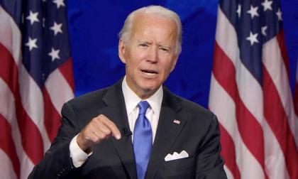 Biden publica sus impuestos antes del primer debate con Trump