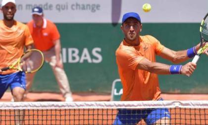 Cabal y Farah remontaron y están en segunda ronda de Roland Garros