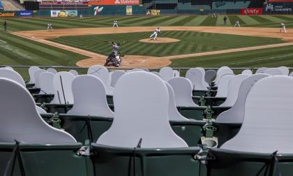 Los fanáticos volverán a un juego de Grandes Ligas.
