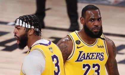 En video  Lakers 116, Heat 98: Davis y LeBron manejaron la aplanadora