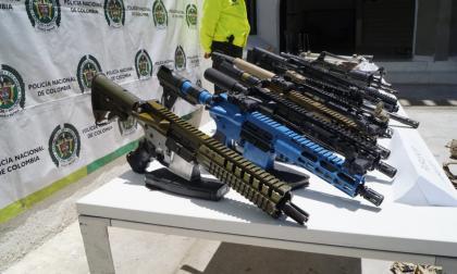 Policía ofrece recompensas a quien entregue armas