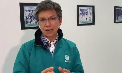 La orden es garantizar, no limitar la protesta: Claudia López