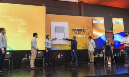 El presidente Iván Duque dio la bienvenida en Barranquilla y Cartagena a los nuevos operadores.