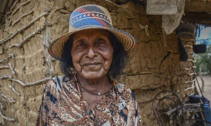 Jeorgina, la mujer trans wayuu que desafió su cultura