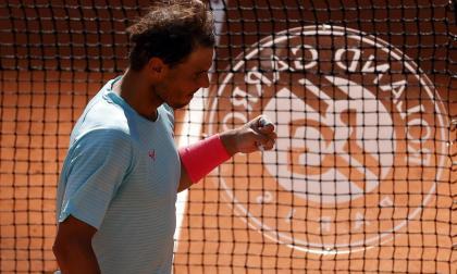 Rafael Nadal jugará con Jannik Sinner los cuartos del final de Roland Garros.