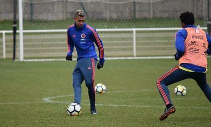 Víctor Cantillo, llamado a la Selección en reemplazo de Matheus Uribe