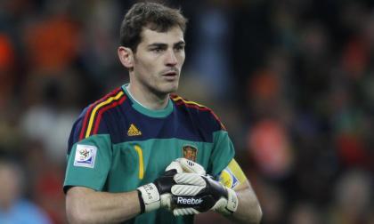 Iker Casillas ganó la Copa del Mundo con España en 2010.