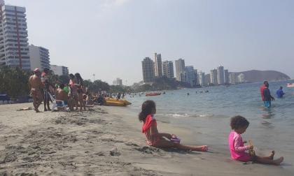 50 mil personas han visitado playas de Santa Marta desde la reapertura