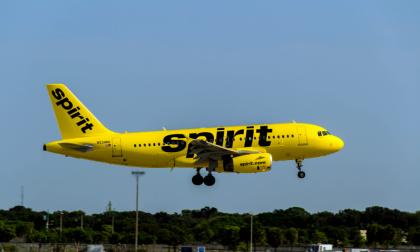 Spirit Airlines inaugurará vuelo B/quila-Fort Lauderdale el 19 de noviembre